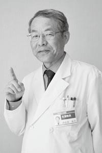 伊古田俊夫 北海道勤医協・中央病院 (名誉院長)
