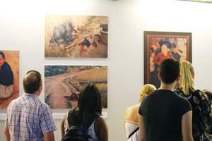 ベトナム戦争の悲劇を訴える戦争証跡博物館