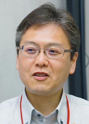 上砂川診療所の田沢裕一事務長