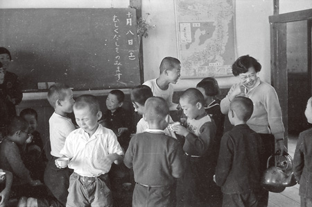 熊谷元一撮影(1955年)