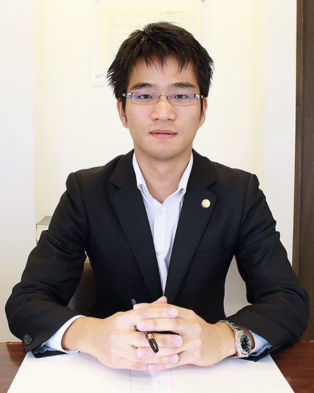 針ヶ谷健志弁護士
