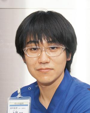 東京 代々木歯科 上田 英範