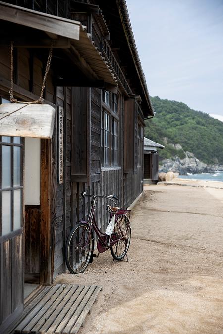 島の南部「二十四の瞳映画村」にある撮影時のセット