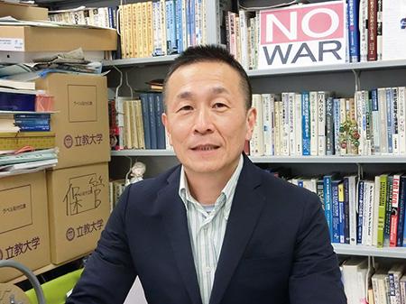 芝田英昭教授