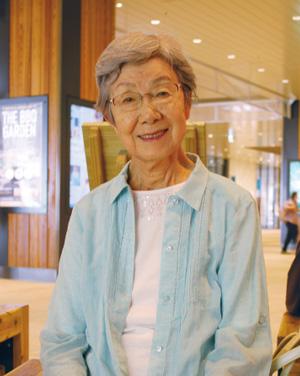 千葉通子(ちば・みちこ) 1937年、千葉市生まれ。千葉銀行勤務を経て、75年から千葉市議会議員(共産党)。2人の子どもを育てながら95年まで5期20年務めた。ちば北部健康友の会元幹事。「千葉市空襲と戦争を語る会」代表